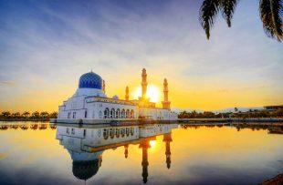 Mosque Bandaraya - Laily Hassan